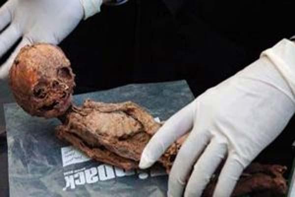 Une ancienne ville de nains humanoïdes mesurant 25 cm fascine les visiteurs