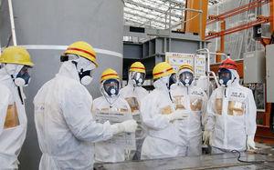 Fukushima : un mur de glace pour contenir... la radioactivité