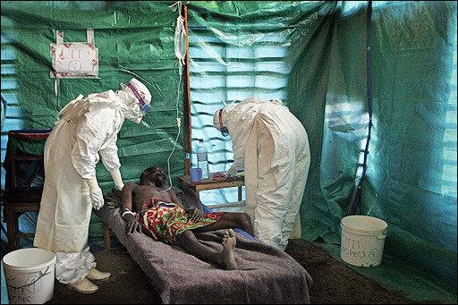 Le virus Ebola incontrolable, pourtant, il existe un remède