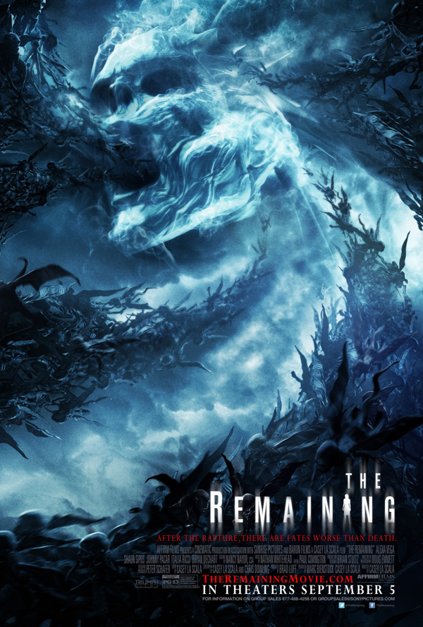 The Remaining: un goût de fin du monde