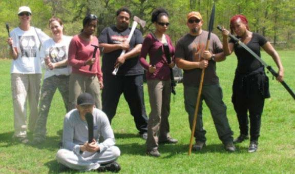 Des camps anti-zombies pour se préparer à l'apocalypse