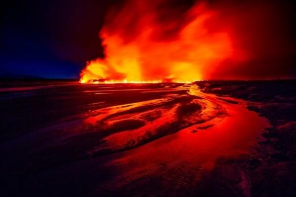 La caldeira du volcan Bardarbunga s'est effondrée de 23 m, signe précurseur d'une très violente éruption