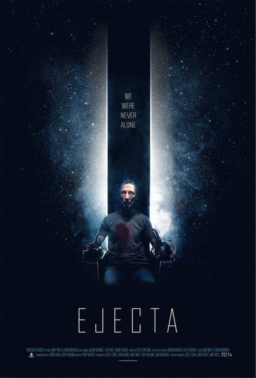 Éjecta: Film sur les extraterrestres et complots du gouvernement