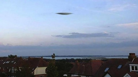 OVNI de Portsmouth : ce que c'était vraiment
