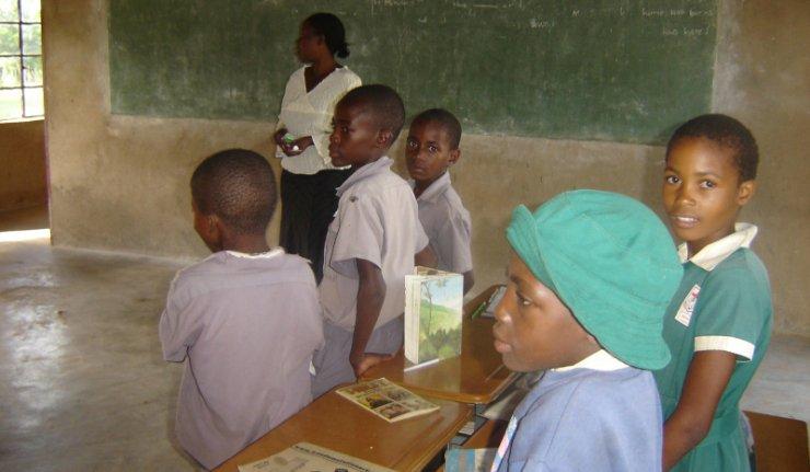 Au Zimbabwe des écoles ont été attaquées par des extraterrestres
