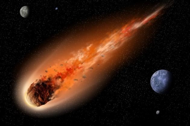 Voici ce qui arriverait si un gros astéroïde frappait la terre