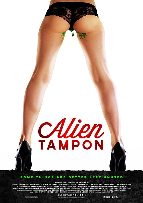 AlienTampon: attention au tampon extraterrestre!!