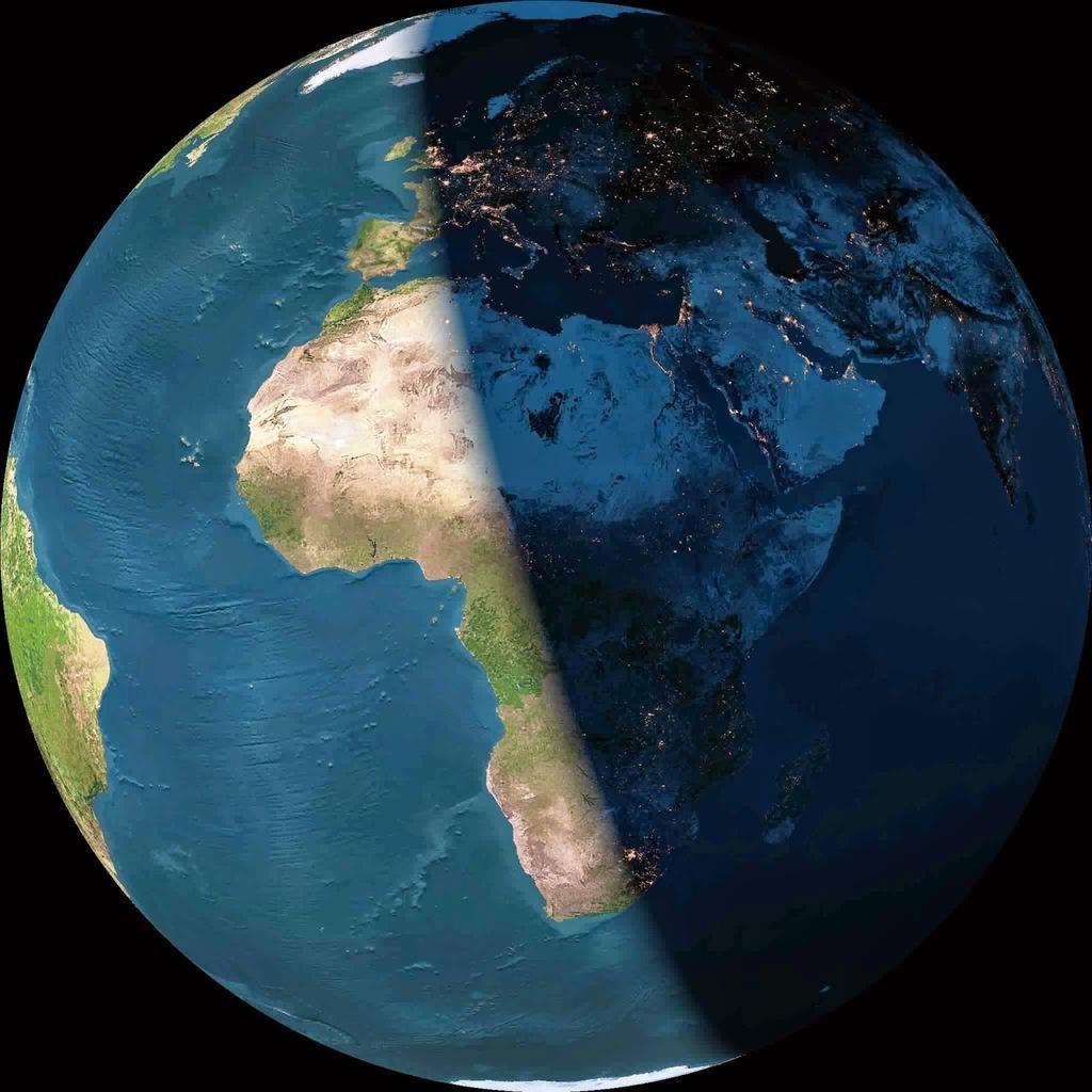 La Terre est fixe et ne tourne pas sur elle-même