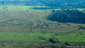 Des géoglyphes découverts en Amazonie suggèrent une ancienne civilisation disparue