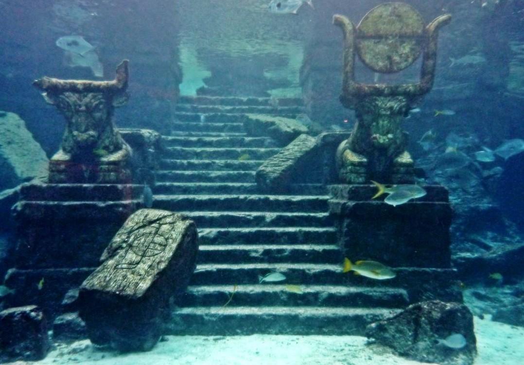Découverte du métal disparu de la légendaire Atlantide au large de la Sicile