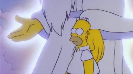 Homer Simpson dans le coma depuis 22 ans?