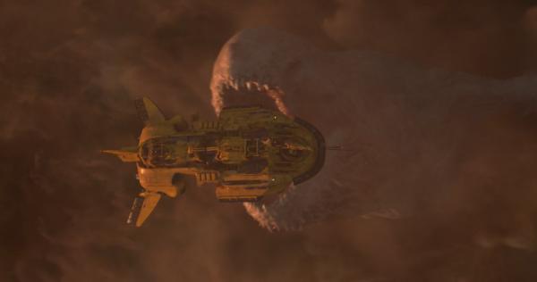 The Leviathan: le concept science-fiction génial de Ruairí Robinson