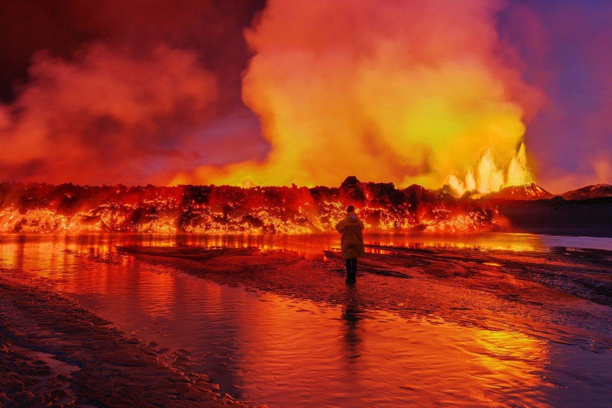 5 à 10% de chance que l'éruption d'un volcan tue l'humanité avant la fin du siècle, selon les scientifiques