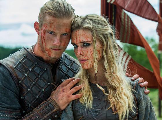 Les Vikings partaient en guerre avec leurs femmes