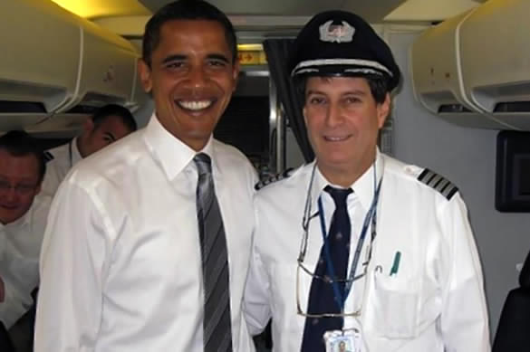 Fox and Friends: l'ancien pilote de Barack Obama a vu un OVNI