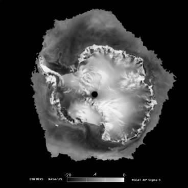Les énormes secrets cachés de l'Antarctique