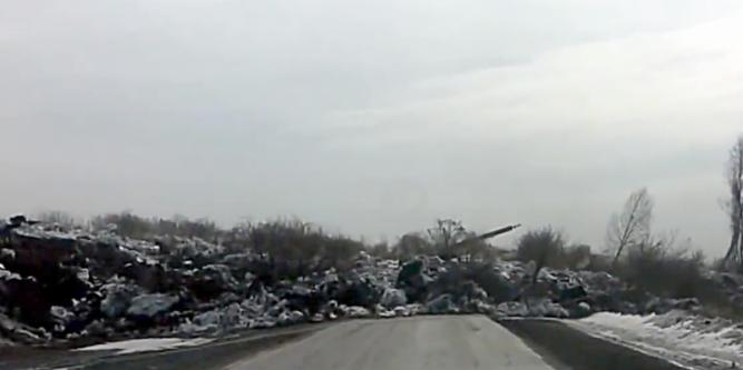 Russie. Un incroyable tsunami de boue balaye tout sur son passage