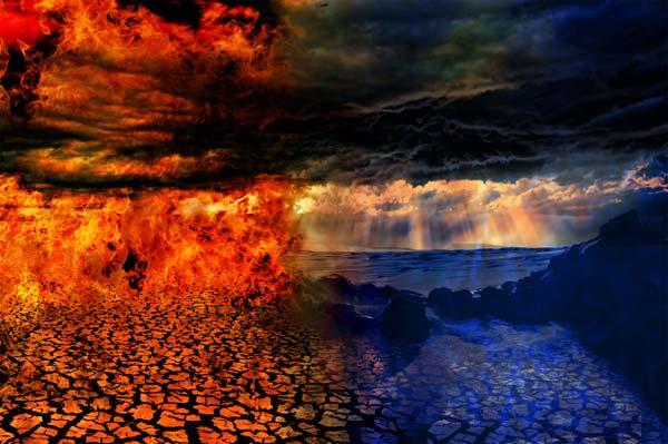Jésus Christ est apparu à une femme pour la prévenir de la catastrophe démoniaque