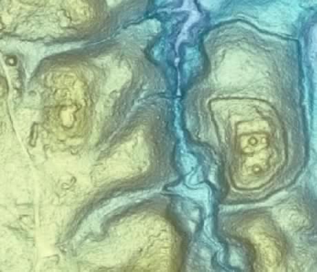 Une citadelle Maya découverte dans la forêt du Guatemala