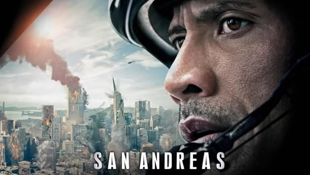 San Andreas ou de quelle manière éviter qu'un film catastrophe devienne un film catastrophique?