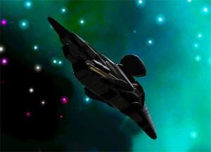 Le satellite Chevalier Noir fait son apparition sur la webcam de l'ISS