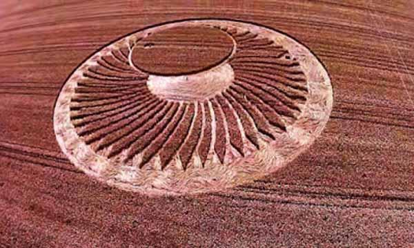 Un Crop Circle en Italie peut être une alerte que Nibiru s'approche de la Terre
