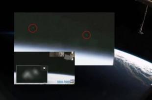 OVNIS filmés en direct: La NASA soupçonnée de censure