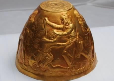 Un trésor Scythe découvert en Russie