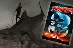 Une semaine qui à du mordant à Space: Mega Shark, Sharknado 3 et bien d'autres