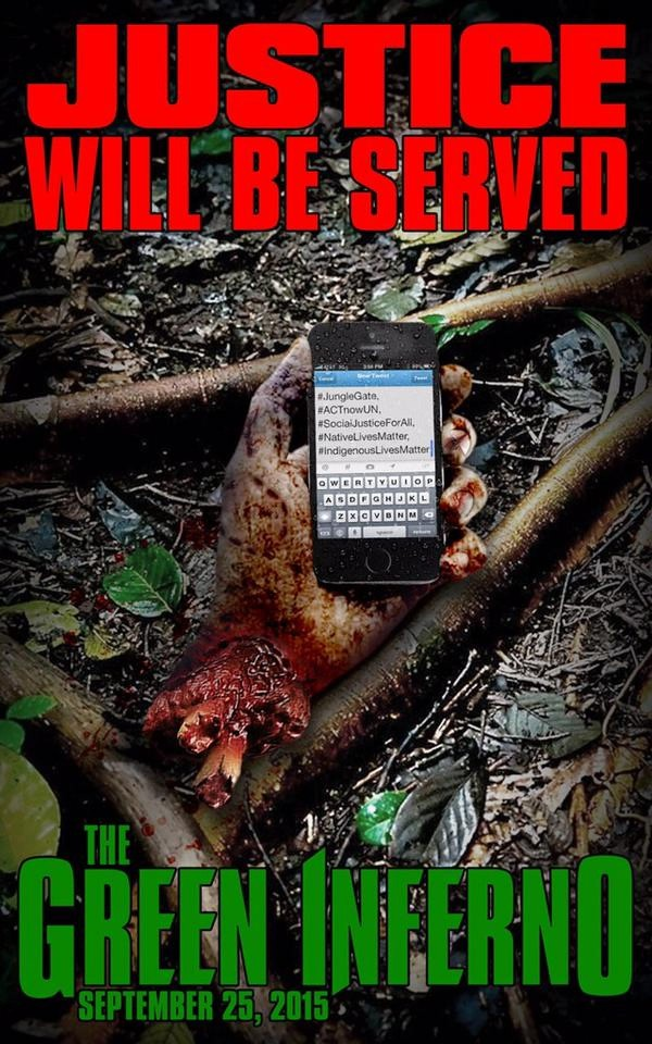 The Green Inferno: quand NSFW rime avec SJW