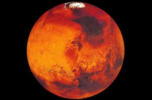 La NASA confirme la présence d'eau salée sur Mars