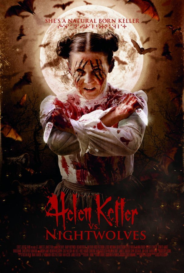 HELEN KELLER VS. NIGHTWOLVES: LE NOUVEAU ROSS PATTERSON GRATUIT SUR YOUTUBE