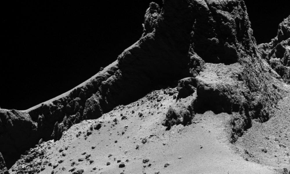 De l'oxygène découvert dans l'atmosphère de la comète Tchouri !