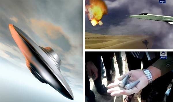 Un Nouveau Roswell découvert en Inde : L'armée de l'air a abattu un Ovni après une alerte radar