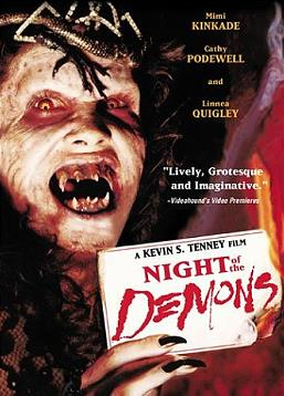 Ciné-Paranormalqc: La nuit des démons