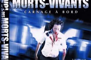 Ciné-Paranormalqc: Le vol des morts-vivants