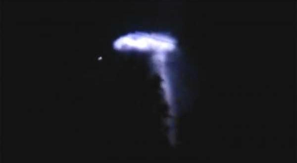Explosion massive d'un OVNI en Floride