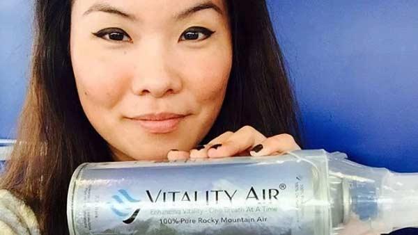 L'oxygène est devenu un produit commercialisé en Chine