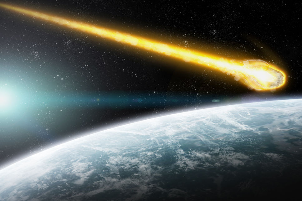 L'astéroïde TX68 fonce tout droit vers la Terre