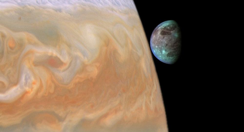 Un objet mystérieux s'écrase sur Jupiter