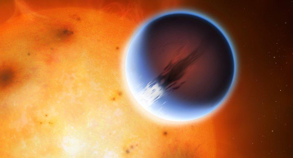 Un système spatial à trois soleils a été découvert