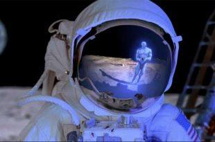 Vie Extraterrestre: Scientifique de la NASA : Il y a quelqu'un d'autre sur la Lune