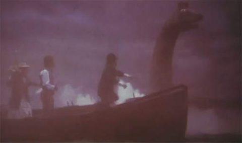 Un robot sous-marin sonde le Loch Ness et découvre une réplique du monstre