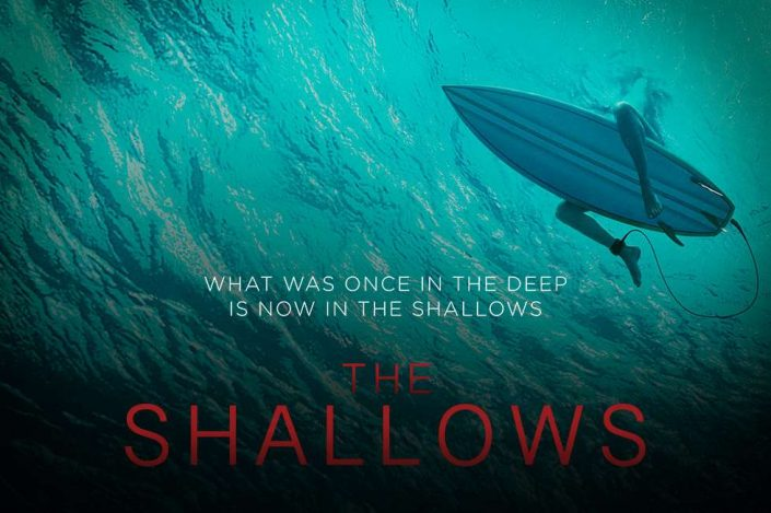 THE SHALLOWS: BLAKE LIVELY COMBAT UN REQUIN EN BIKINI!