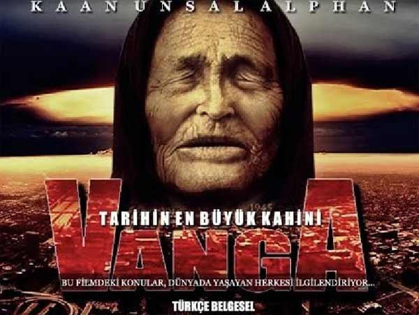 Les prophéties épatantes de Baba Vanga