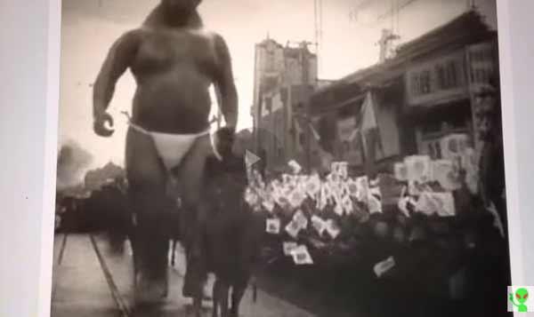 La preuve que les géants ont existé