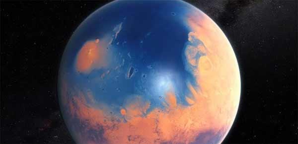 Mars aurait été le théâtre de méga-tsunamis il y a 3,4 milliards d'années