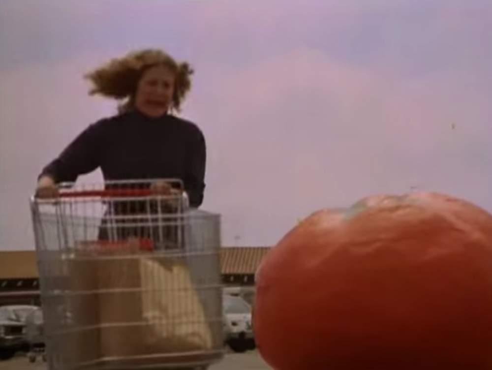 Ciné-Paranormalqc: L'Attaque des Tomates Tueuses