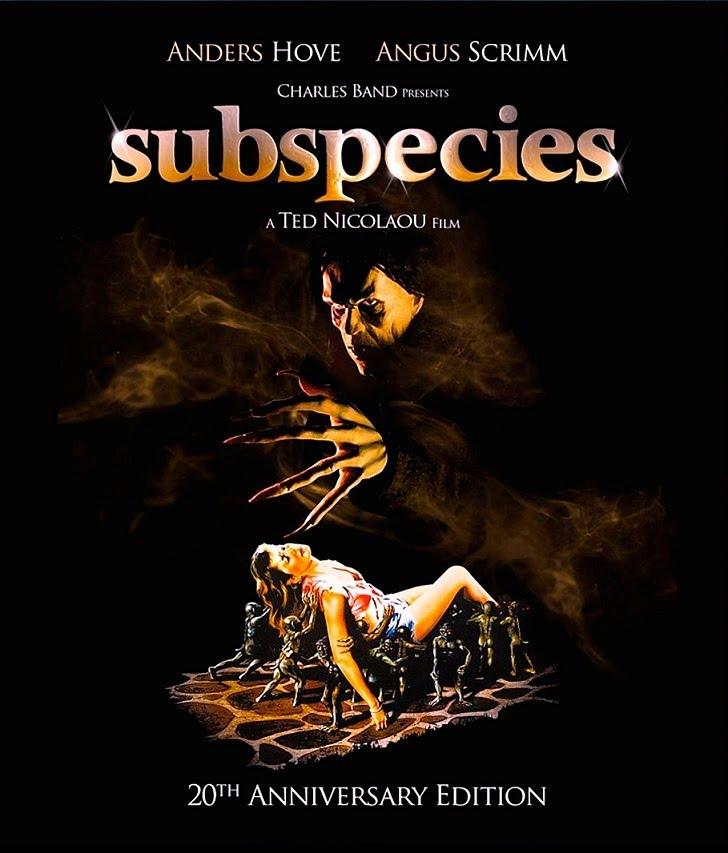 Ciné-Paranormalqc: Subspecies (VF)