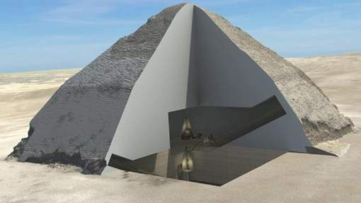 Le secret des pyramides percé par une nouvelle technologie
